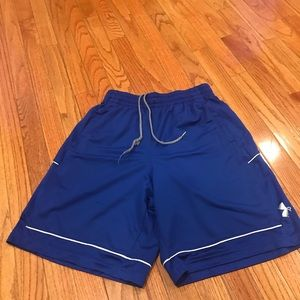 Men's underarmor basketball shorts